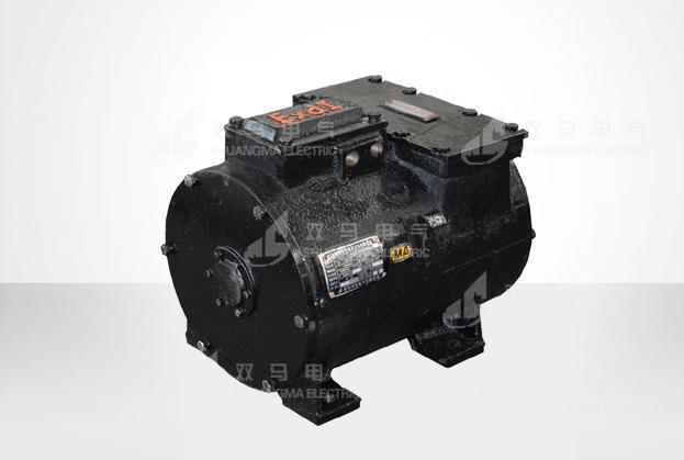 XQB-8百赢棋牌app官网下载隔爆型直流牵引电动机