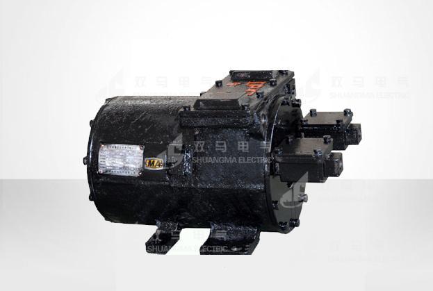 XQB-4(ZQ-4B)百赢棋牌app官网下载隔爆型直流牵引电动机