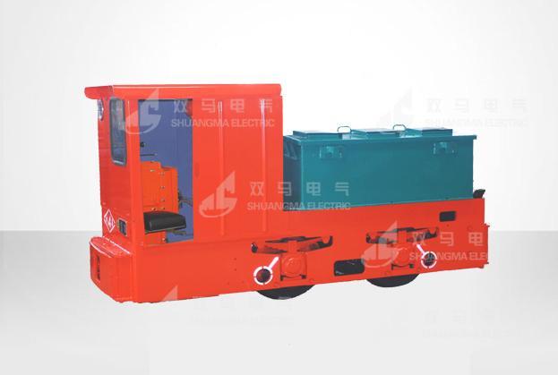 5吨防爆特殊型蓄电池电机车