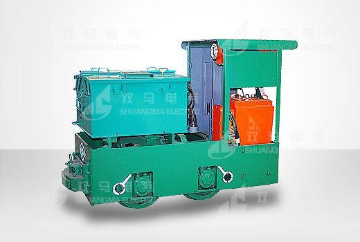 2.5吨防爆特殊型蓄电池电机车