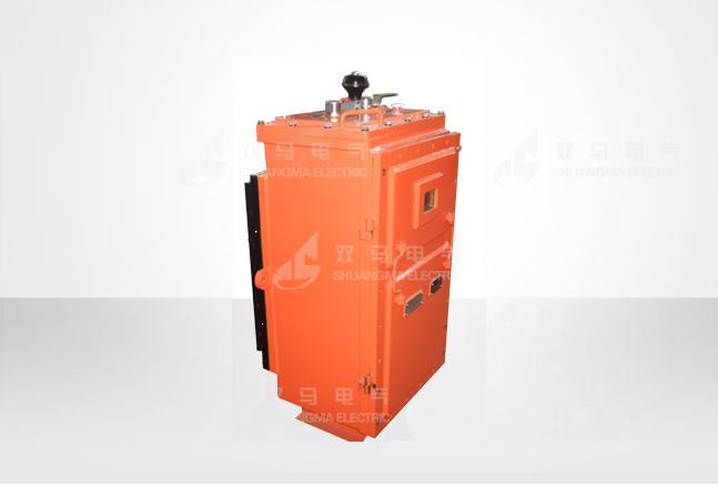 蓄电池电机车用隔爆型变频器